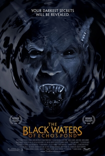 The Black Waters of Echo's Pond - Poster / Capa / Cartaz - Oficial 1