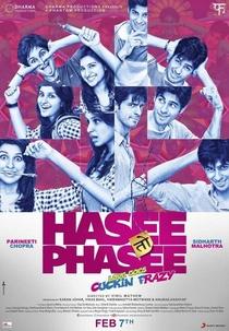 Hasee Toh Phasee - Poster / Capa / Cartaz - Oficial 1