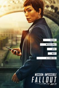 Missão: Impossível - Efeito Fallout - Poster / Capa / Cartaz - Oficial 13