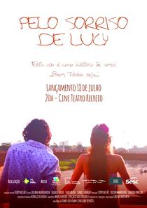 Pelo Sorriso de Lucy - Poster / Capa / Cartaz - Oficial 1