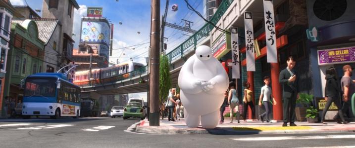 Disney explica como torna suas animações 3D realistas