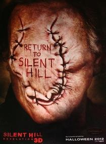 Silent Hill - Revelação - Poster / Capa / Cartaz - Oficial 3