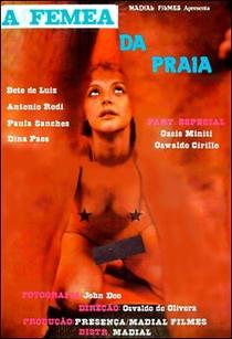 A Fêmea da Praia - Poster / Capa / Cartaz - Oficial 1