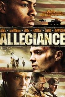 Allegiance - Poster / Capa / Cartaz - Oficial 1