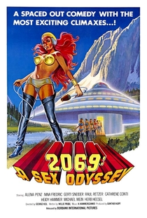 2069: A Sex Odyssey - Poster / Capa / Cartaz - Oficial 1