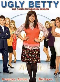 Ugly Betty (2ª Temporada) - Poster / Capa / Cartaz - Oficial 2