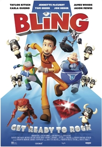 Bling - Poster / Capa / Cartaz - Oficial 1