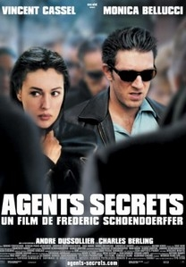 Agentes Secretos - Poster / Capa / Cartaz - Oficial 3