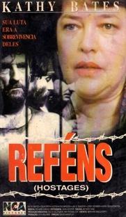 Reféns - Poster / Capa / Cartaz - Oficial 2