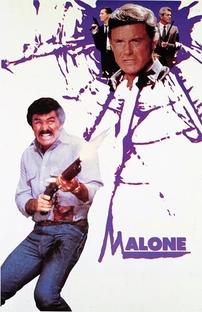 Malone - O Justiceiro    - Poster / Capa / Cartaz - Oficial 4
