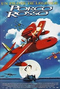 Porco Rosso: O Último Herói Romântico - Poster / Capa / Cartaz - Oficial 33