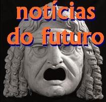 NOTÍCIAS DO FUTURO - Poster / Capa / Cartaz - Oficial 1