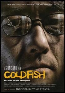 Cold Fish - Poster / Capa / Cartaz - Oficial 4