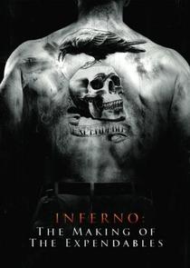 Inferno: O Making Of de 'Os Mercenários' - Poster / Capa / Cartaz - Oficial 1