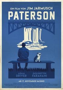 Paterson - Poster / Capa / Cartaz - Oficial 2