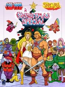 He-Man e She-Ra - Especial de Natal - Poster / Capa / Cartaz - Oficial 1
