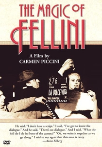 The Magic of Fellini - Poster / Capa / Cartaz - Oficial 1