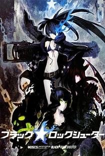 Black Rock Shooter - Poster / Capa / Cartaz - Oficial 1