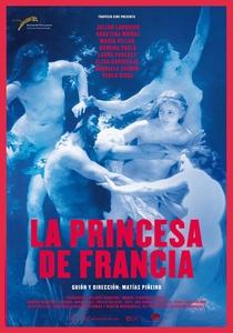 A Princesa da França - Poster / Capa / Cartaz - Oficial 3
