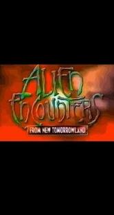 Encontros Alienígenas de New Tomorrowland - Poster / Capa / Cartaz - Oficial 1
