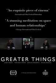 Greater Things - Poster / Capa / Cartaz - Oficial 2