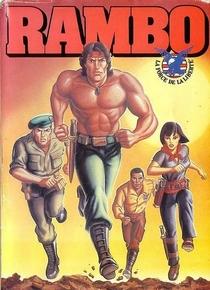 Rambo - A Força da Liberdade - Poster / Capa / Cartaz - Oficial 1
