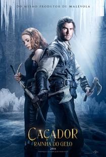 O Caçador e a Rainha do Gelo - Poster / Capa / Cartaz - Oficial 8