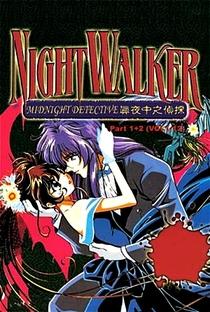 Night Walker: Mayonaka no Tantei - Poster / Capa / Cartaz - Oficial 7