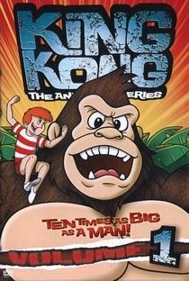 King Kong (1ª Temporada) - Poster / Capa / Cartaz - Oficial 1