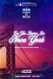 Em Um Bairro de Nova York - Poster / Capa / Cartaz - Oficial 2