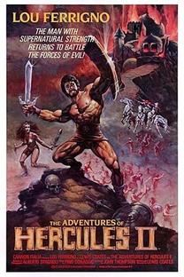 As Aventuras de Hércules - Poster / Capa / Cartaz - Oficial 1