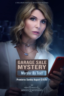 Garage Sale Mystery: Murder by Text - Poster / Capa / Cartaz - Oficial 1