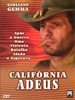 Califórnia Adeus  - Poster / Capa / Cartaz - Oficial 1