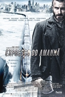 Expresso do Amanhã - Poster / Capa / Cartaz - Oficial 5