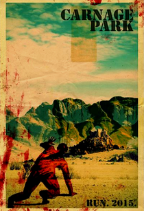Carnage Park - Poster / Capa / Cartaz - Oficial 2