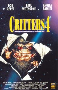 Criaturas 4 - Poster / Capa / Cartaz - Oficial 2