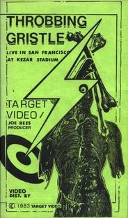 Throbbing Gristle – Live In San Francisco At Kezar Stadium - Poster / Capa / Cartaz - Oficial 1