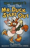 Donald Adora Dançar (Mr. Duck Steps Out)