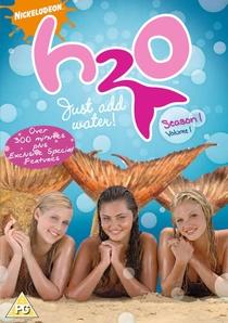 H2O: Meninas Sereias (1ª temporada) - Poster / Capa / Cartaz - Oficial 3
