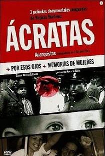 Acratas - Poster / Capa / Cartaz - Oficial 1