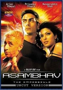Asambhav - Poster / Capa / Cartaz - Oficial 2