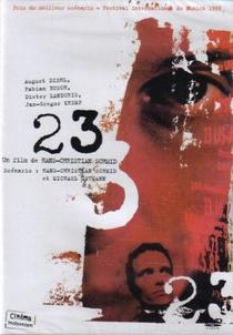 23 - Poster / Capa / Cartaz - Oficial 1
