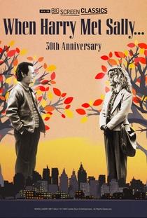 Harry & Sally - Feitos um Para o Outro - Poster / Capa / Cartaz - Oficial 8