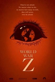 Guerra Mundial Z - Poster / Capa / Cartaz - Oficial 8