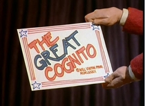 The Great Cognito - Poster / Capa / Cartaz - Oficial 1