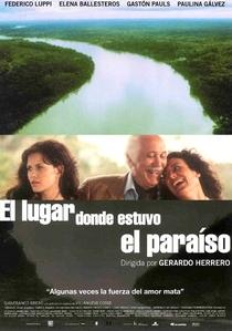 El lugar donde estuvo el paraíso - Poster / Capa / Cartaz - Oficial 2