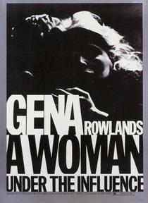 Uma Mulher Sob Influência - Poster / Capa / Cartaz - Oficial 3
