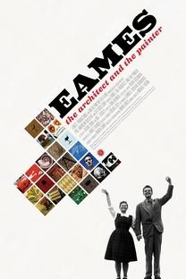 Eames: O Arquiteto e A Pintora  - Poster / Capa / Cartaz - Oficial 1