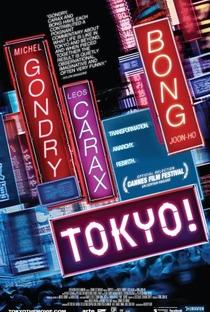 Tokyo! - Poster / Capa / Cartaz - Oficial 3