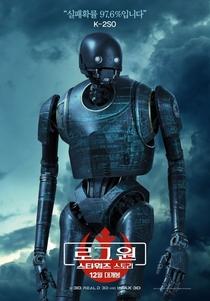 Rogue One: Uma História Star Wars - Poster / Capa / Cartaz - Oficial 50